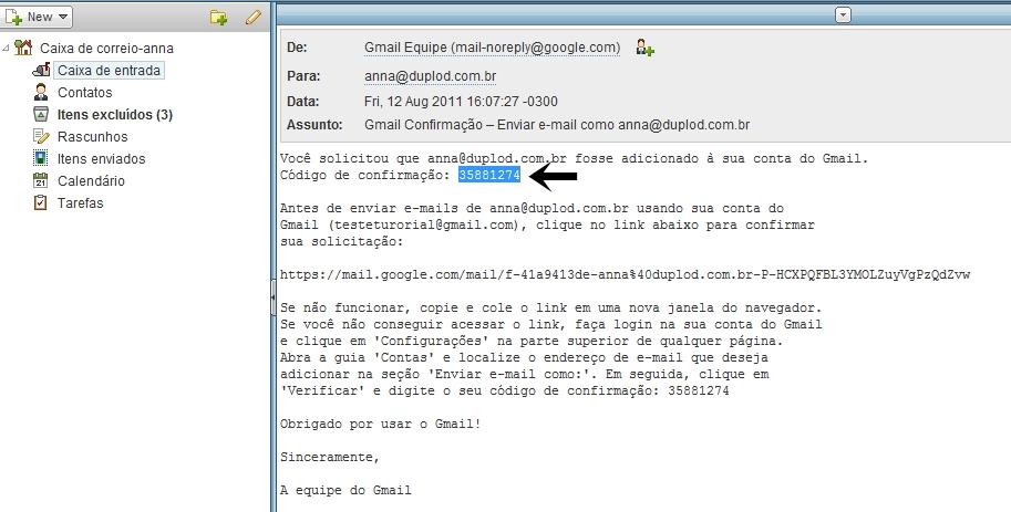 tutorial   como configurar email corporativo na sua conta
