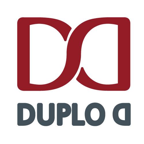 Logotipo Duplo D Design e Desenvolvimento