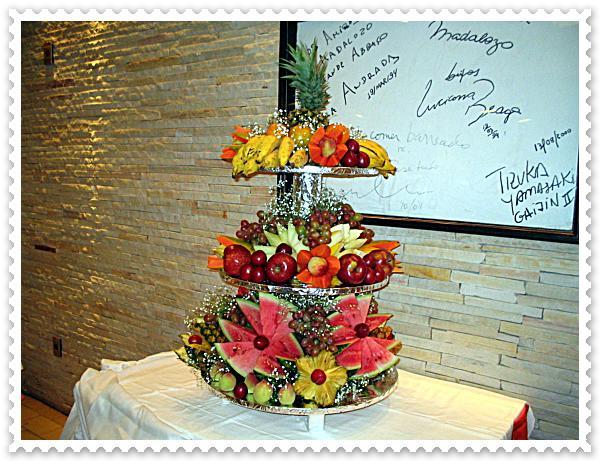 Frutas Decorativa