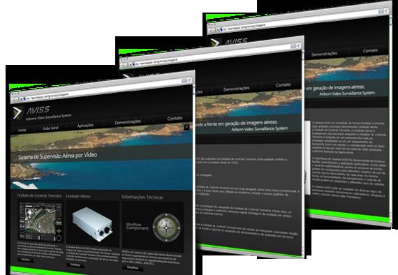 Aviss . Sistema Aereo Desenvolvido com Silverlight e WPF